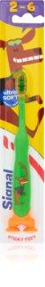 Signal Kids tapadókorongos fogkefe gyermekek számára