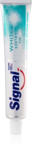 Signal White System Pure dentifrice blanchissant