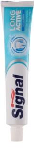 Signal Long Active White Fresh bleichende Zahnpasta für frischen Atem