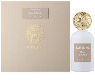 Simimi Blanc D'Anna parfémovaná voda pro ženy 2 ml odstřik