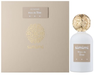 Simimi Blanc de Sisa Eau de Parfum voor Vrouwen  100 ml