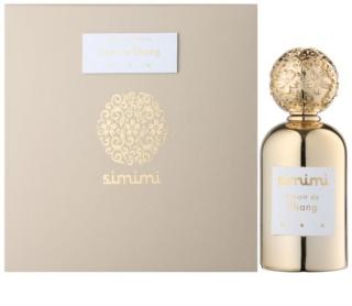 Simimi Espoir de Zhang Parfumextracten  voor Vrouwen  100 ml