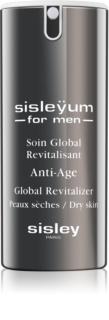 Sisley For Men Sisleyum komplexná revitalizačná starostlivosť proti starnutiu pre suchú pleť
