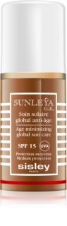 Sisley Sun защитен крем против стареене на кожата SPF 15