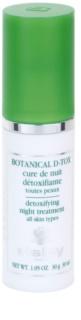 Sisley Botanical D-Tox éjszakai szérum minden bőrtípusra