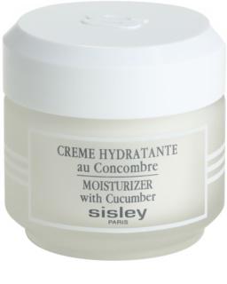 Sisley Skin Care hidratantna krema s ekstraktima krastavca