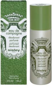 Sisley Eau de Campagne deodorant spray unissexo