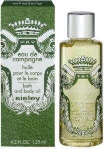 Sisley Eau de Campagne huile parfumée mixte 125 ml