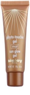 Sisley Sun Glow Gel gel facial com cor