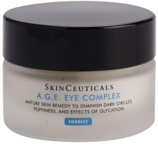 SkinCeuticals Correct крем від набряків та темних кіл під очима  для зрілої шкіри