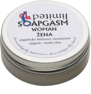 Soaphoria Soapgasm Woman Antiperspirant Cream