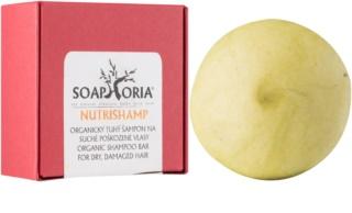 Soaphoria Hair Care органічний твердий шампунь для сухого або пошкодженого волосся