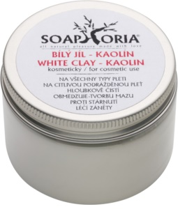 Soaphoria Care White Clay