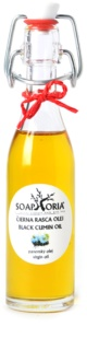 Soaphoria Organic λάδι από μαύρο κύμινο για προβληματική επιδερμίδα, ακμή