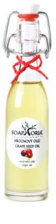 Soaphoria Organic  óleo de semente de uva para esticar a pele