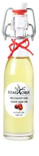 Soaphoria Organic  hroznový olej pre vypnutie pleti