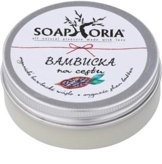 Soaphoria Organic масло от шеа