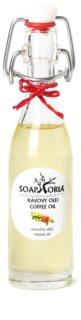 Soaphoria Organic  kávový kozmetický olej