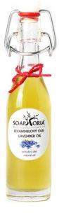 Soaphoria Organic  óleo de lavanda calmante