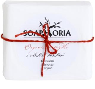 Soaphoria Organic  jabón para pieles problemáticas