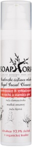 Soaphoria Royal Facial Cleanser Soothing and Smoothing Lotion for Dry and Mature Skin