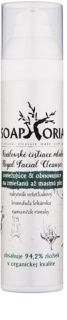 Soaphoria Royal Facial Cleanser Refreshing and Renewing Cleansing Lotion for Oily and Combiantion Skin