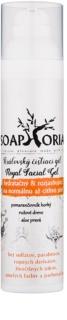 Soaphoria Royal Facial Gel hydratační a rozjasňující čisticí gel na normální až citlivou pleť