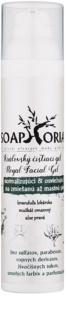 Soaphoria Royal Facial Gel normalizující a osvěžující čisticí gel pro smíšenou až mastnou pleť