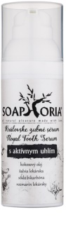Soaphoria Royal Tooth Serum sérum dental con carbón activo