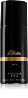 s.Oliver Selection Men déo-spray pour homme 150 ml