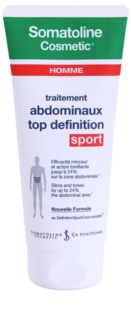 Somatoline Homme Sport gel amincissant pour définir les abdominaux pour homme