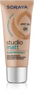 Soraya Studio Matt Mattifying Foundation with Vitamine E