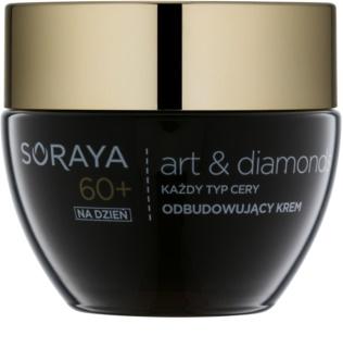 Soraya Art & Diamonds regenerujący krem na dzień do regeneracji komórek skóry