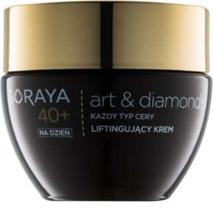 Soraya Art & Diamonds crema de día reafirmante con efecto lifting