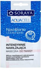 Soraya Aquacell mascarilla hidratante intensiva