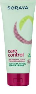 Soraya Care & Control umývací gél na aknóznu pleť