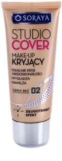 Soraya Studio Cover fedő make-up E-vitaminnal