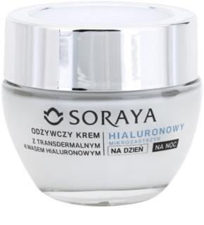 Soraya Hyaluronic Microinjection Voedende Verzorging  voor Regeneratie en Huid Herstel