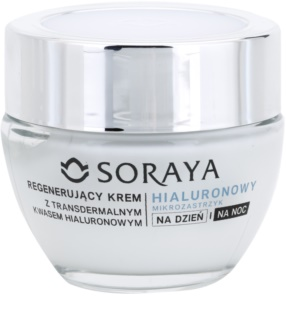 Soraya Hyaluronic Microinjection regenerierende Creme mit Hyaluronsäure