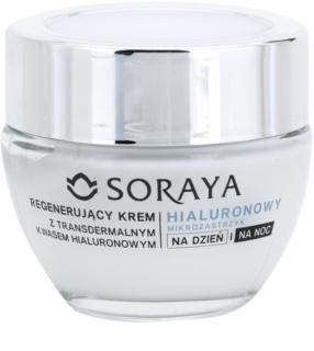 Soraya Hyaluronic Microinjection Herstellende Crème  met Hyaluronzuur