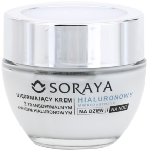 Soraya Hyaluronic Microinjection зміцнюючий крем з гіалуроновою  кислотою