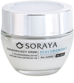 Soraya Hyaluronic Microinjection Anti-Wrinkle Cream With Hyaluronic Acid