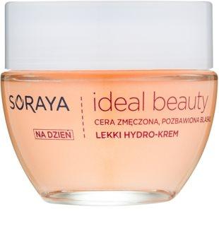 Soraya Ideal Beauty denní rozjasňující krém s hydratačním účinkem
