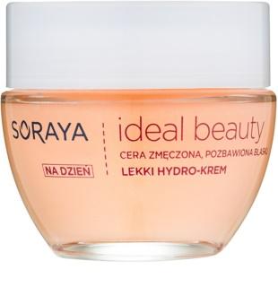 Soraya Ideal Beauty aufhellende Tagescreme mit feuchtigkeitsspendender Wirkung