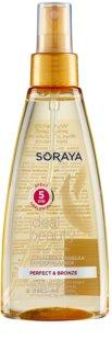 Soraya Ideal Beauty önbarnító permet arcra és testre