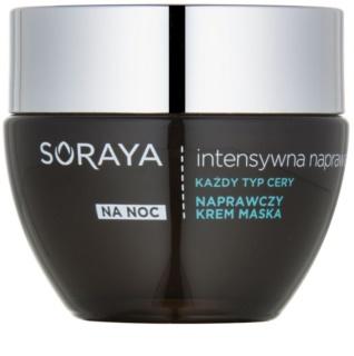 Soraya Intensive Repair obnovující noční krémová maska