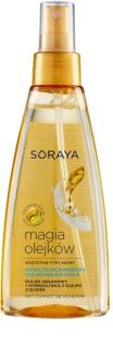 Soraya Magic Oils Body Mist mit feuchtigkeitsspendender Wirkung