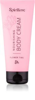 SpiriTime Flower Time výživný tělový krém