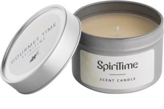 SpiriTime Gourmet Time Mirisna svijeća   u limenci