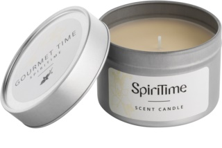SpiriTime Gourmet Time Scented Candle   in Tin